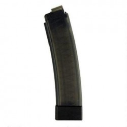 Magazine, smoky, Scorpion EVO 3-A1, 75 rds, 3-packs