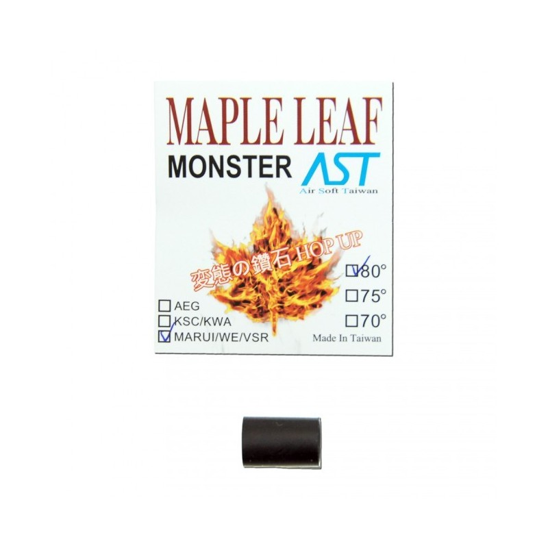 Joint hop-up Maple leaf monster 80°