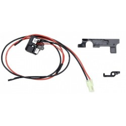AIRSOFT SYSTEMS MOSFET ASCU2 GEN4+ POUR GEARBOX V2