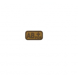 Patch AB+ POS Beige