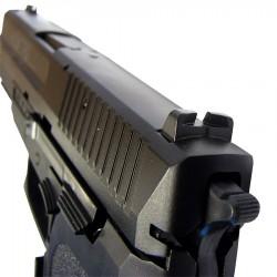 SIG SAUER SP2022 Co2 Culasse metal 6mm 15BBs