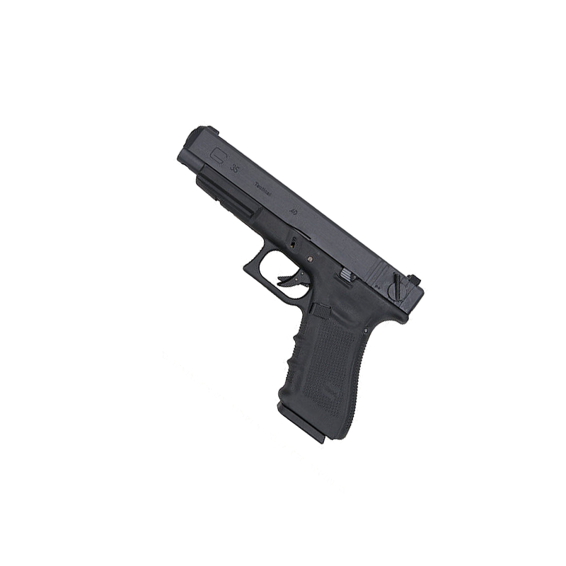 WE Glock 35 Gen4 - metal slide, GBB