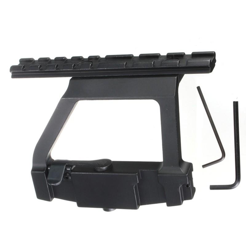Rail C.39 AK Gun Sight Support