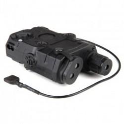 Boitier Batterie Type An/PEQ-16 Noir