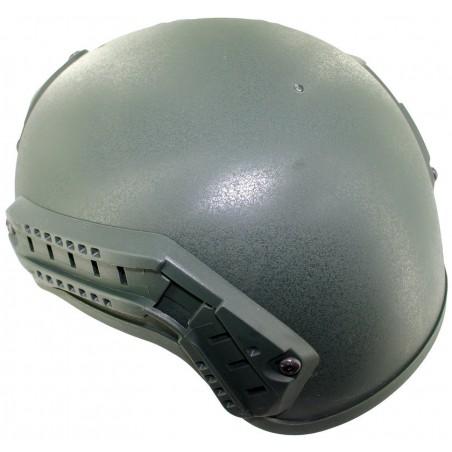 helmet GREEN Black Eagle Corporation