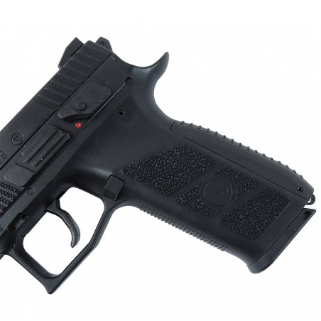 Airsoft pistol GBB CZ P-09 Black