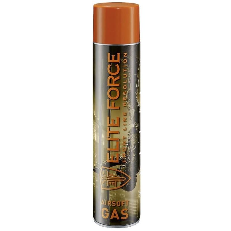 BOMBE GAZ ELITE FORCE 600ML