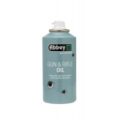 ABBEY SPRAY GUN & RIFLE OIL (SPRAY POLYVALENT)