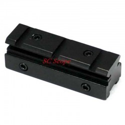 Tactical Rail 11mm to 22mm