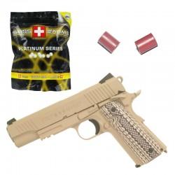Pack Colt M45 Blow Back