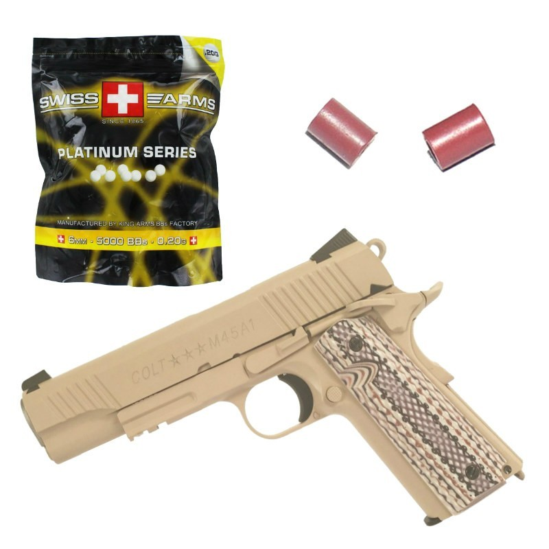 Pack Colt M45