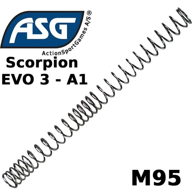 Spring M95, Scorpion EVO 3 - A1, standard