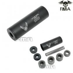 FMA U.S.A AIR FORCE + -14mm Silencer 107MM