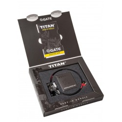 TITAN V2 Drop-in Module front wired