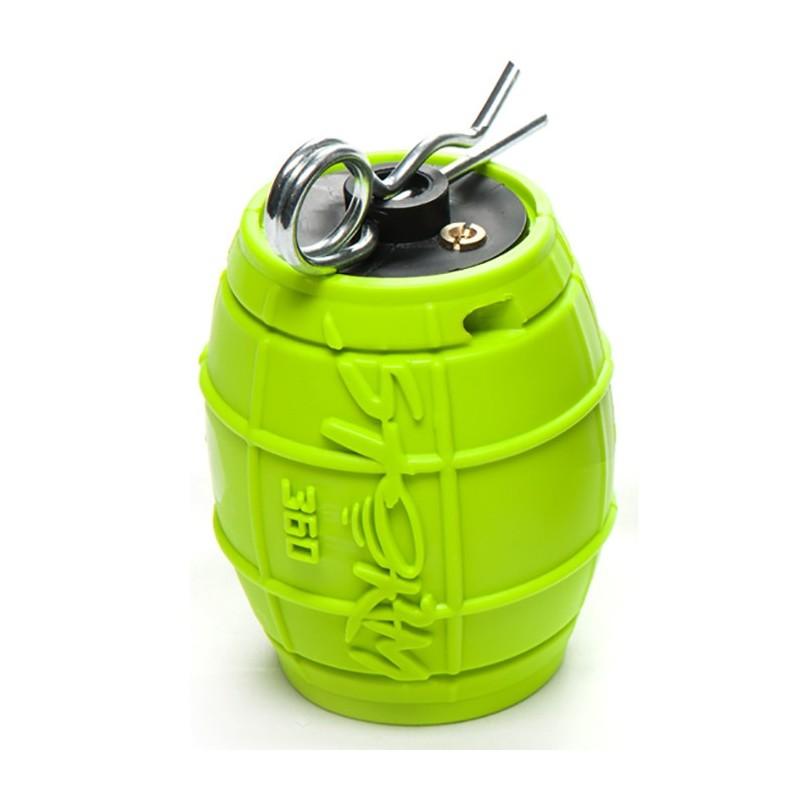Storm grenade 360, vert fluo