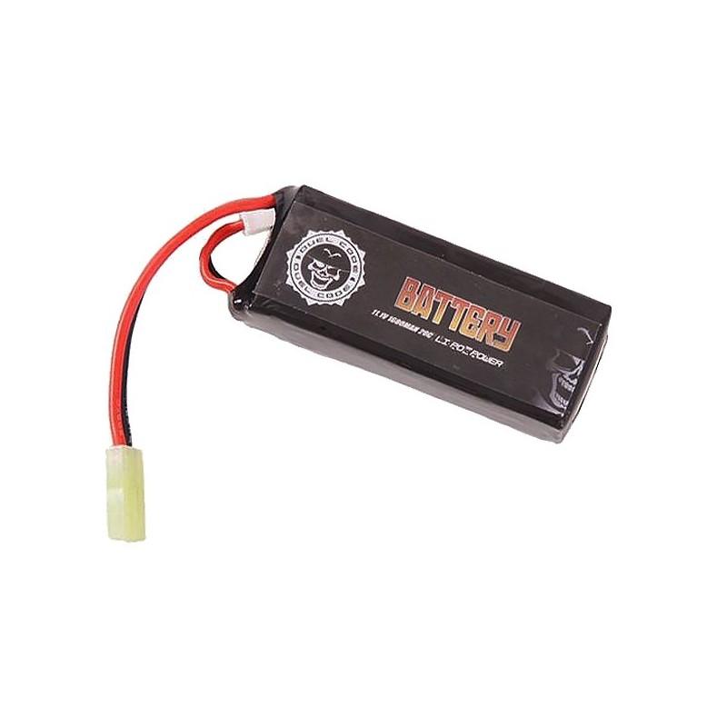 Batterie Li-po 11.1V 1600MAH 20C Duel Code