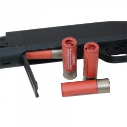 Réplique de f. à pompe, Franchi SAS 12, flex-stock 16063