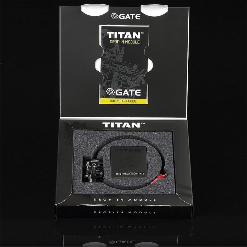 TITAN V2 Drop-in Module rear wired