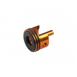 Cylinder head, aluminium, AUG, orange