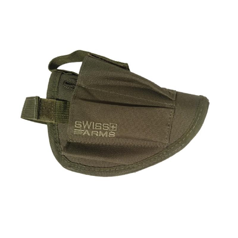 Holster SWISS ARMS de ceinture Vert Olive /C40