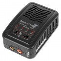 Auto-stop charger, LiPo LiFe, EU-version