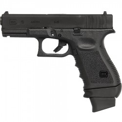 GLOCK19 Gen3 Black CO2 BlowBack