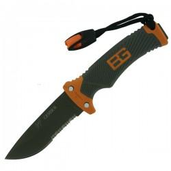 Couteau de survie Man VS Wild