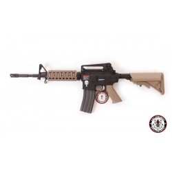AEG CM16 A4 Commando Tan/Negro