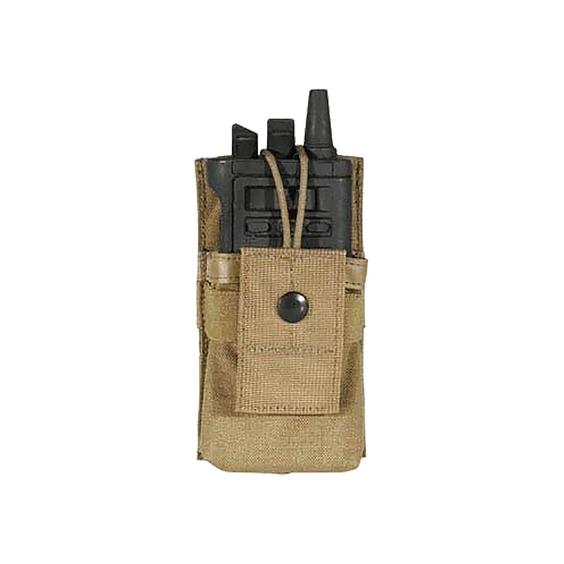 Porte Radio Strike Blackhawk TAN