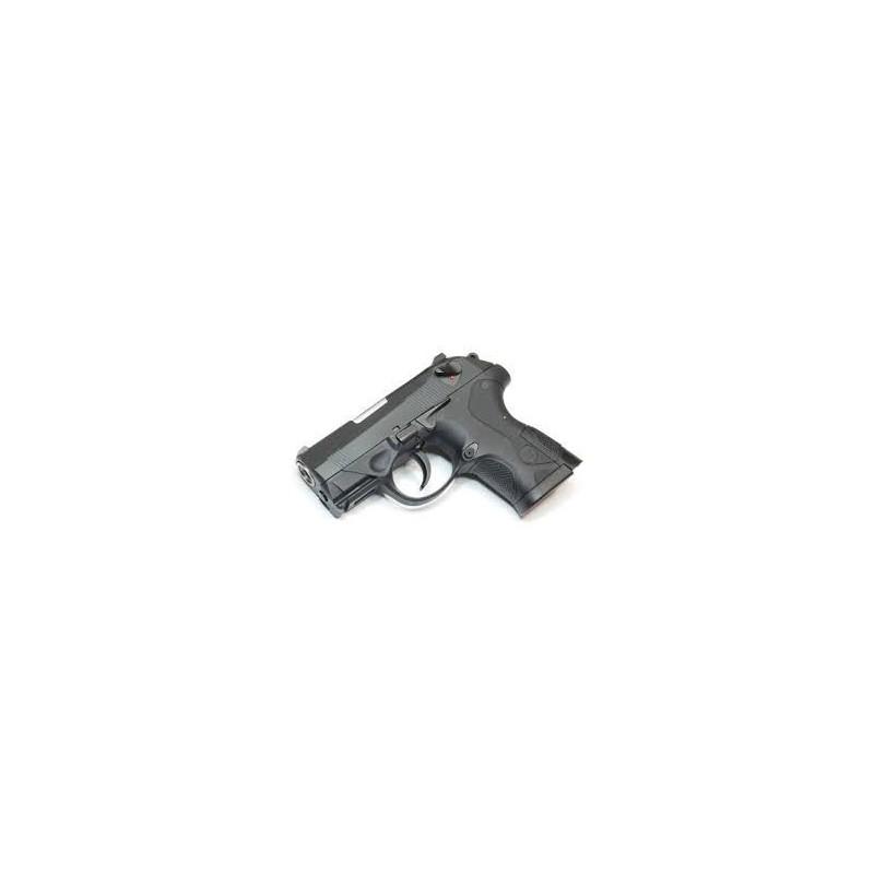 WE Bull Dog Compact Gas Pistol ( 1 Magazine / black)