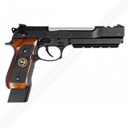 BioHazard M92 Extended / Comp Gen 2  - Brown Grip