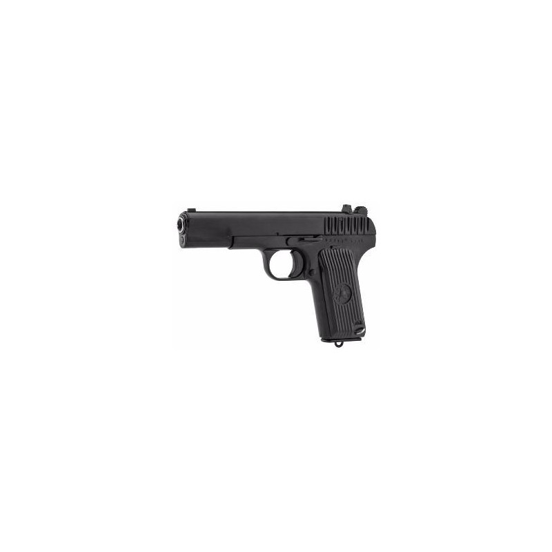 WE Tokarev TT33 Gas Pistol ( Black )