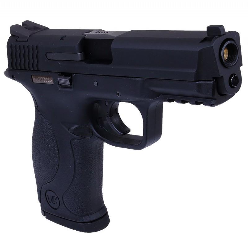 WE MP9 Big Bird, GBB (black)