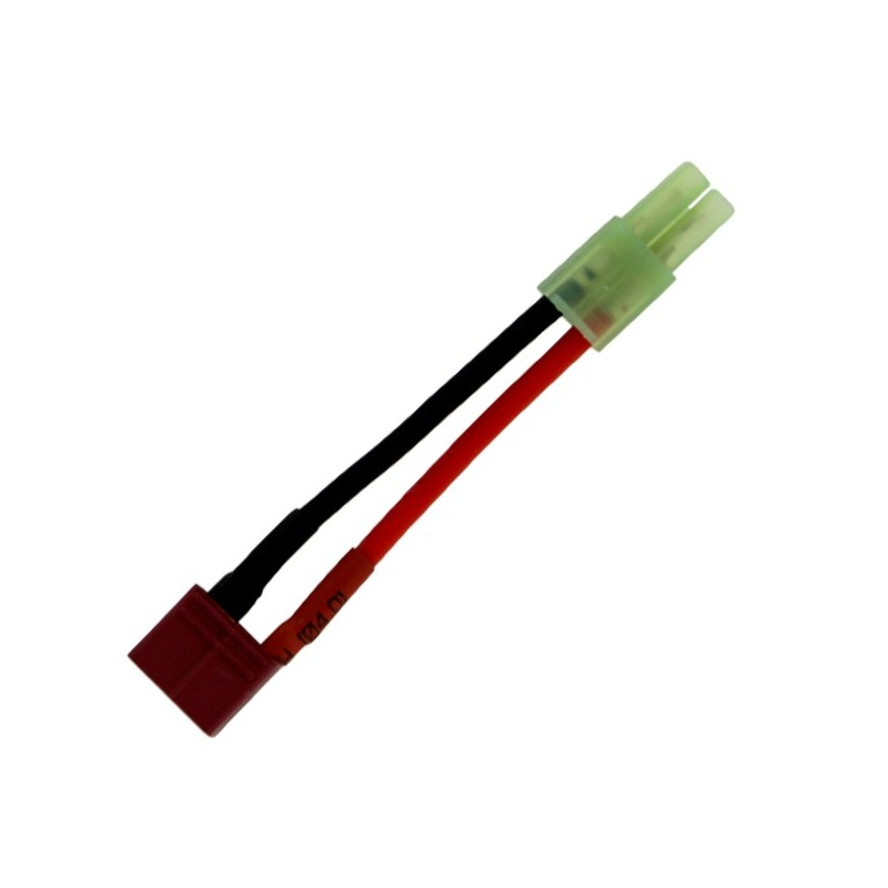 female small tamiya to male T connector