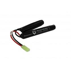 2200mah 7.4V 30C lipo battery nunchuck type with small tamiya