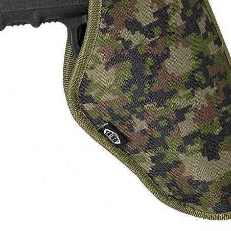 BT Tactical Holster Paintball Harness - Woodland Digi - Petit modèle