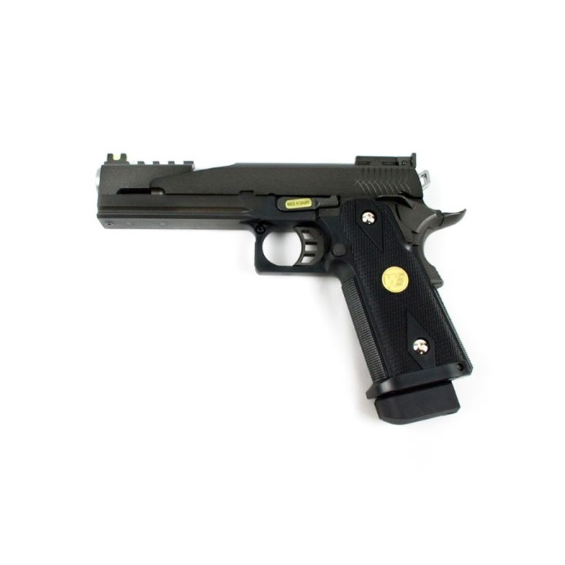 BLACK DRAGON 5.1 B PISTOLET GBB WE-H005B