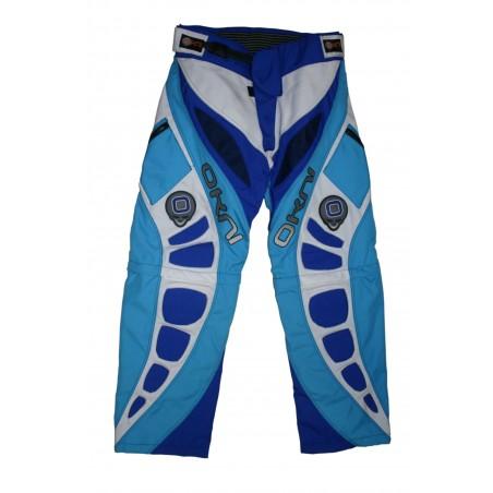 Pantalon Okni Warrior Bleu S