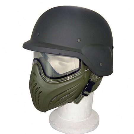 Casque SWAT Black Eagle vert