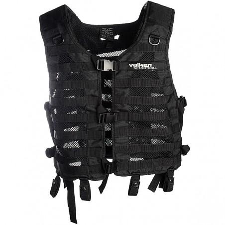 Gilet tactique airsoft Tango Black Tactical XS-M