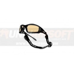 Lunette de Protection Jaune Tracker