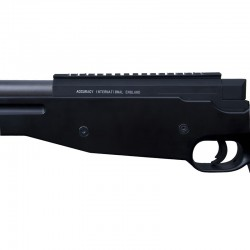 Réplique d'épaule SL AW 308 sniper airsoft Bleu