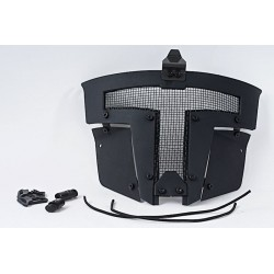 TMC SPT Mesh Mask - Black