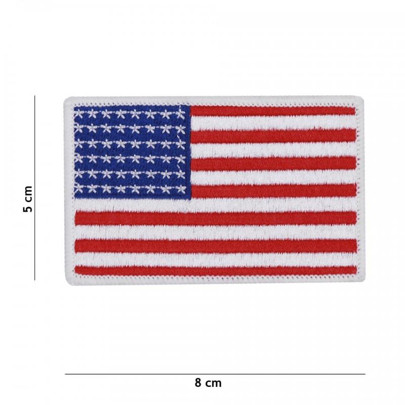 Patch flag USA 48 stars No2031