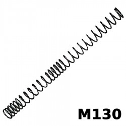 Ressort Ultimate M130 Noir