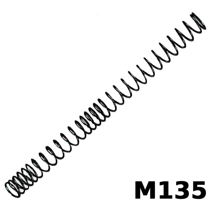 RESSORT ELEMENT M135 ST - NOIR