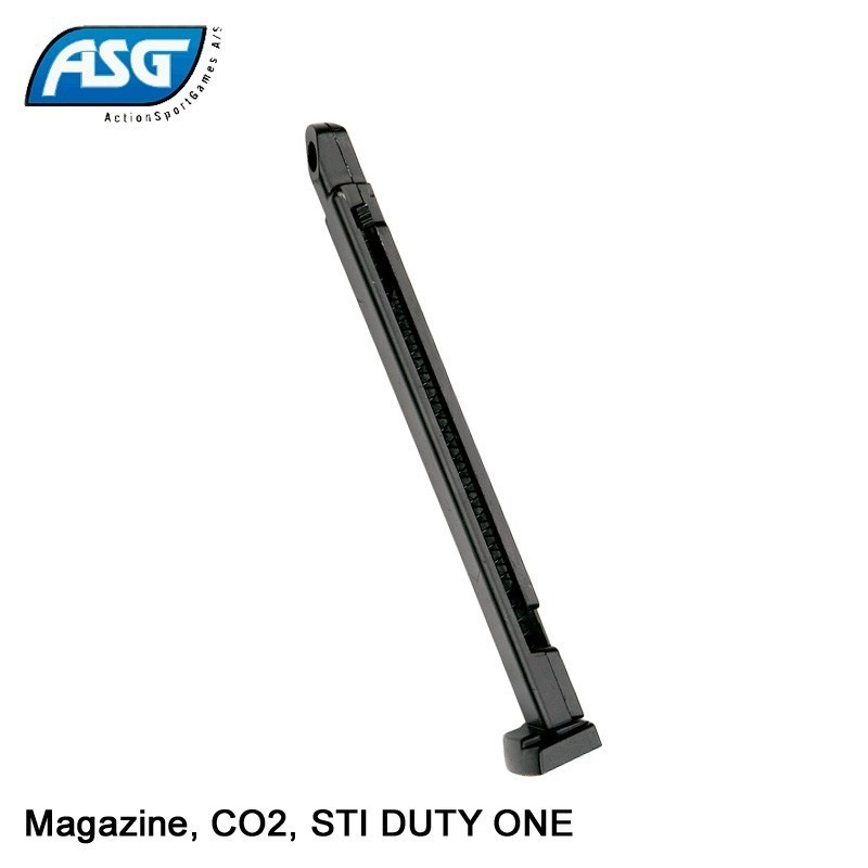 ASG 16723 Magazine CO2 STI DUTY ONE