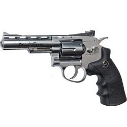 Revolver, GNB.MB-S, CO2, Dan Wesson 4'' Chro