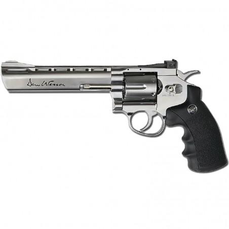 Dan wesson 6 revolver, airsoft gun cal. 6 mm BB CO2