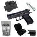 Pack ASG CZ-75 P-07 Non Blowback